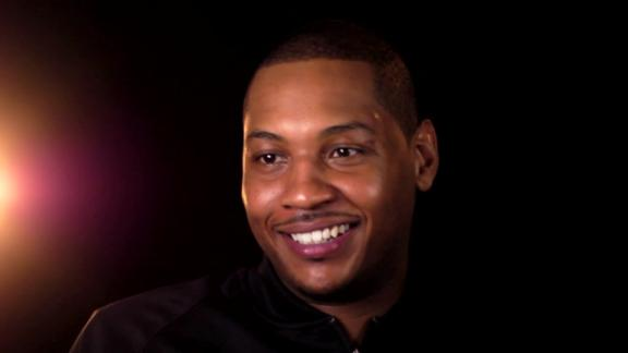 Video - Athletes As Fans: Carmelo Anthony
