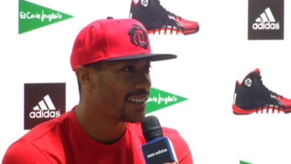 Video - Derrick Rose Feeling Strong