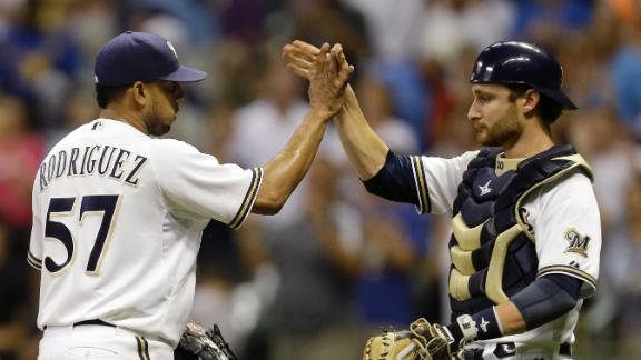Video - Brewers Blank Marlins
