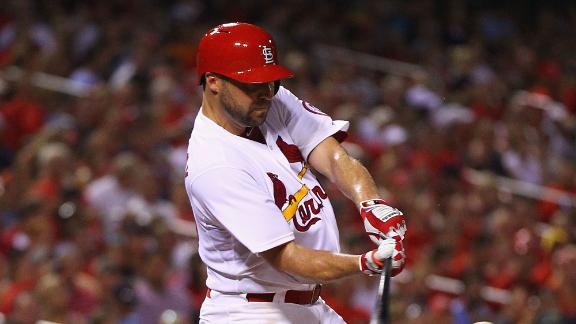 Cards place Holliday on 15-day disabled list