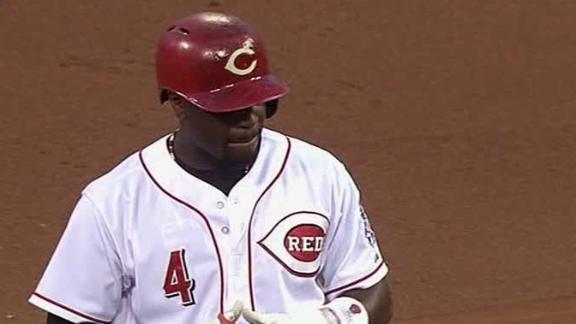 Video - Phillips, Reds Top Pirates