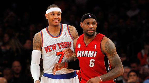 Video - The Forum: Lakers Eye LeBron, Melo
