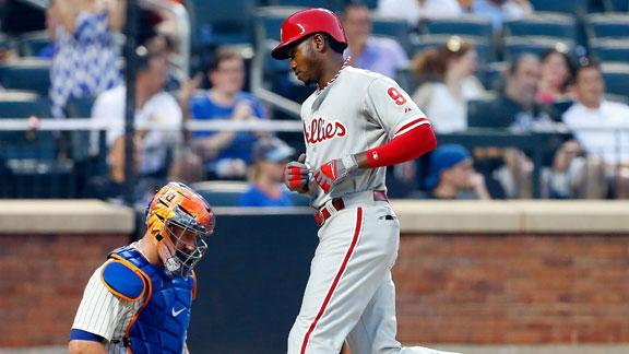 Video - Phillies Rout Mets
