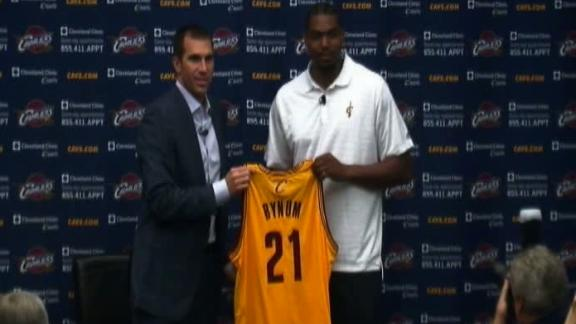 Video - Bynum: Playoff Expectations With Cavs
