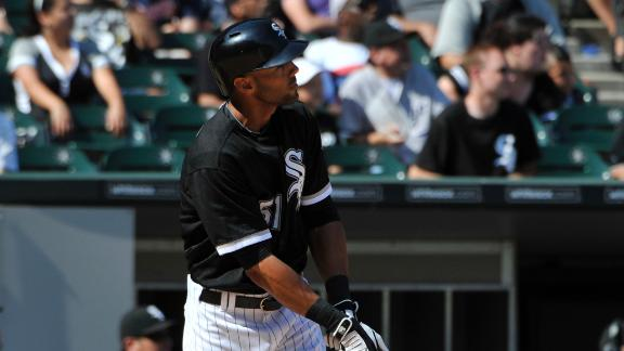 Video - Rios Powers White Sox Past Braves
