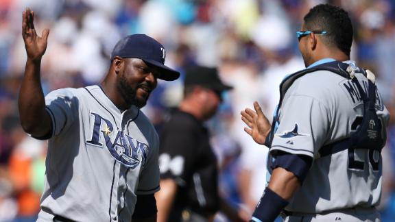 Video - Rays Edge Blue Jays