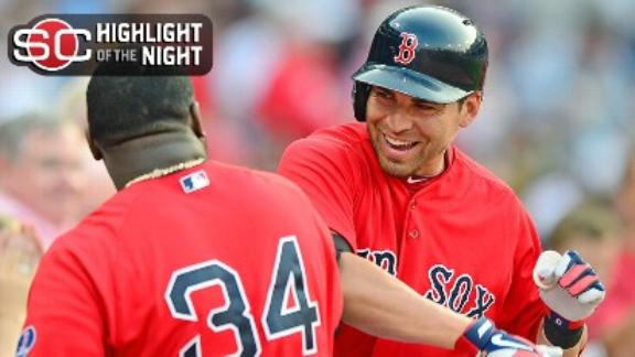 Video - Red Sox Win Opener With Yankees