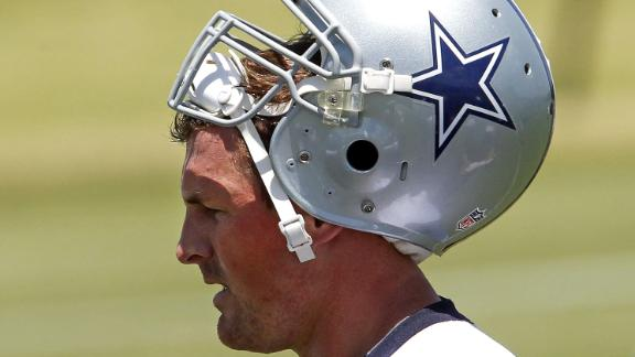 Video - Cowboys Open Training Camp