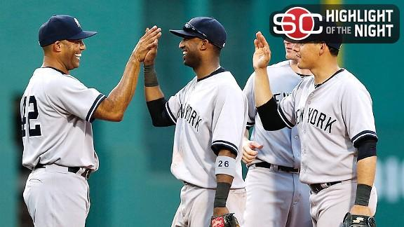 Video - Yankees Top Red Sox To Snap Skid