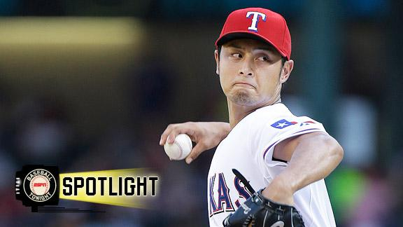 Video - Darvish, Rangers Shut Out Yankees