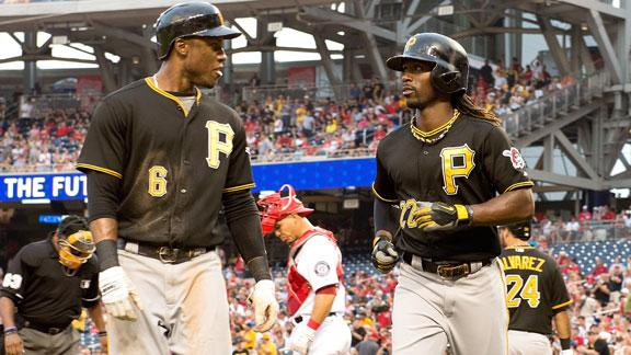 Video - Pirates Hold Off Nationals