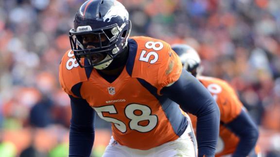 Sources: Broncos' Miller faces suspension