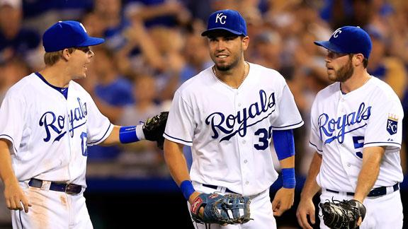 Video - Royals Hold Off Orioles