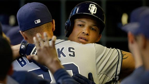 Video - Padres Power Past Brewers