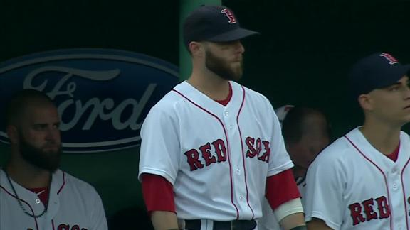 Video - Pedroia, Red Sox Top Rays