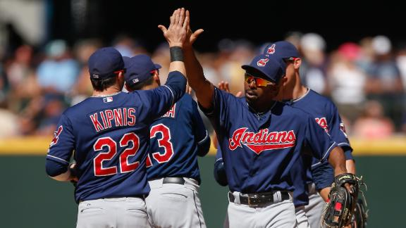 Video - Indians Crush Mariners