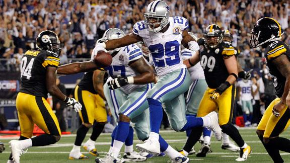 Video - Dallas Hot Button: DeMarco Murray