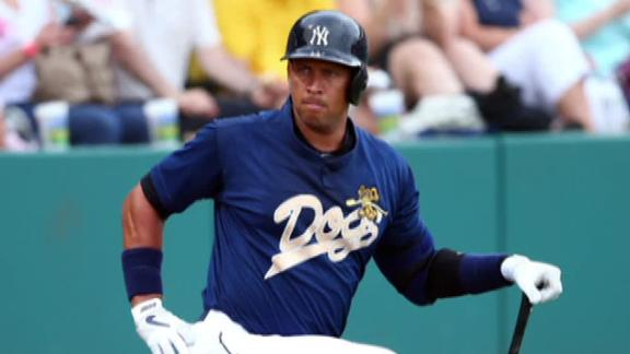 A-Rod accepts Yanks' latest plan for rehab