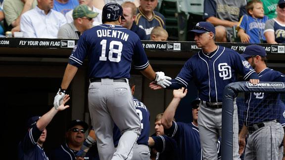 Video - Padres Hold Off Brewers