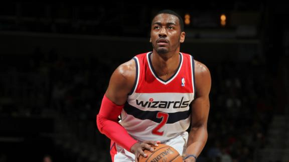 Sources: Wall, Wizards talk $80M extension