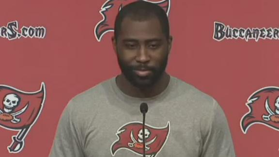 Video - Revis Practices For Bucs