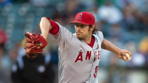 Video - Wilson, Pujols Lead Angels Past A's