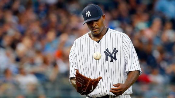 Video - Sabathia, Yankees Roughed Up By Rays