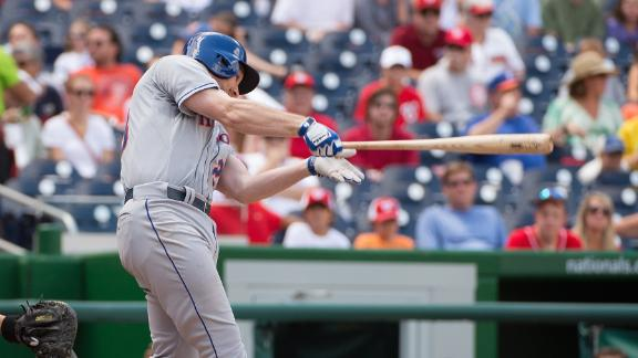 Mets cruise as Murphy knocks in five RBIs