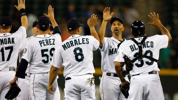 Video - Mariners Crush Twins