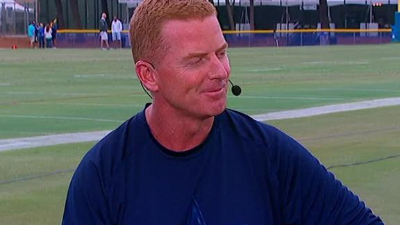 Video - Cowboys Laying The Foundation