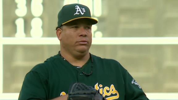 Video - A's Hold Off Angels