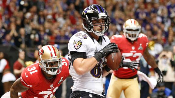 Ravens sign TE Shiancoe after Pitta's injury