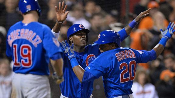 Video - Cubs Rally Past Giants