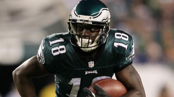 Video - Maclin Expected To Miss Season
