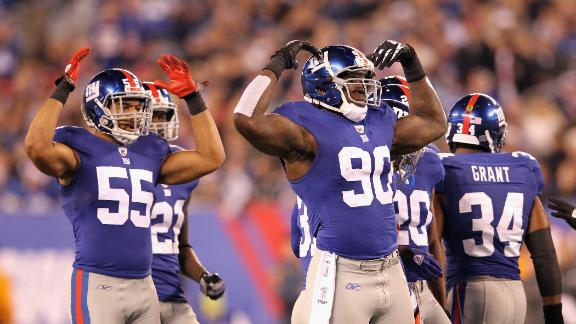 Video - Giants GM: Everyone On Notice