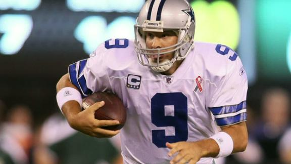 Romo says he wants to play preseason opener