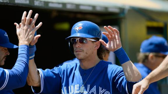 Video - Blue Jays Top A's In 10