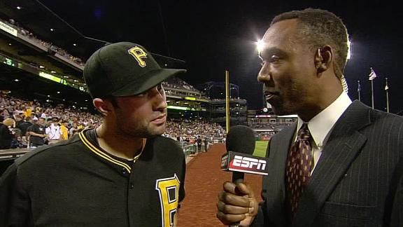 Video - Walker After Pirates' Win