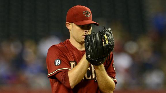Padres get Kennedy in trade with D-backs