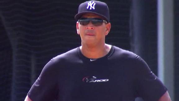 Video - Latest On Alex Rodriguez