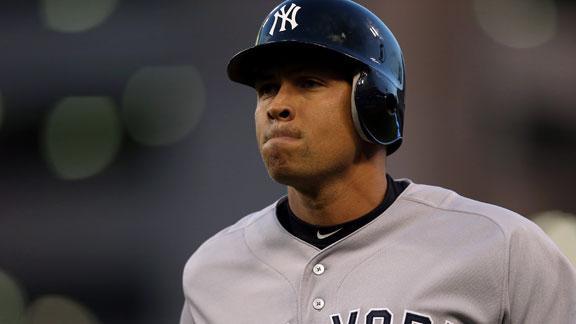 Sources: MLB, A-Rod far apart on settlement