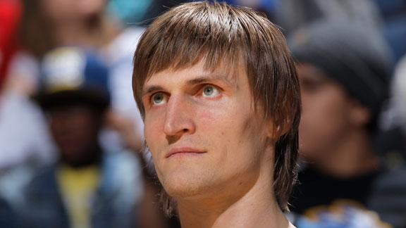 Video - Kirilenko Defends Decision To Join Nets
