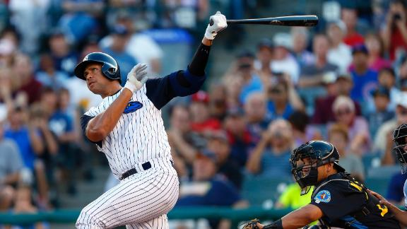 A-Rod hopes for return to Yankees on Monday
