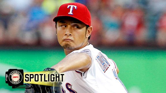 Video - Yu Darvish Masterful