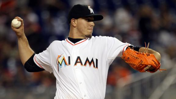 Video - Fernandez Strikes Out 14