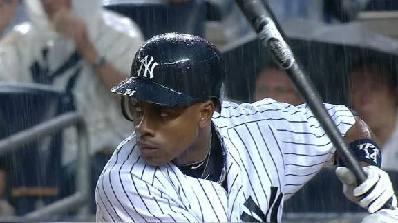 Video - Granderson's Impact On Yankees