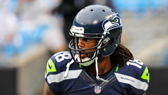 Video - Rice Returns To Seahawks