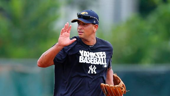 Video - Report: A-Rod Gone Through End Of 2014