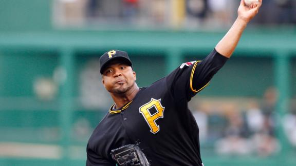 Liriano stays hot, leads Pirates past Rockies