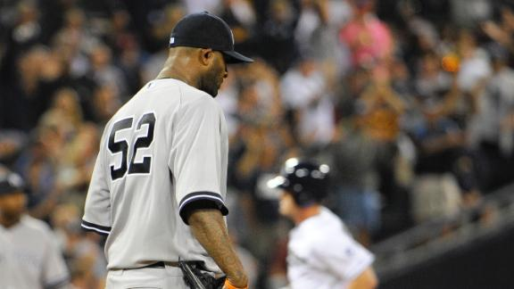 Video - Sabathia Hit Hard In Granderson's Return